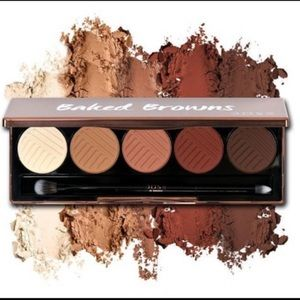 Dose Of Colors Baked Browns Eyeshadow Palette NIB